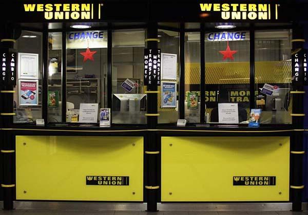 Western Union là dịch vụ chuyển tiền quốc tế uy tín mang quy mô toàn cầu hiện nay