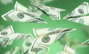 Chuyển tiền sang Mỹ