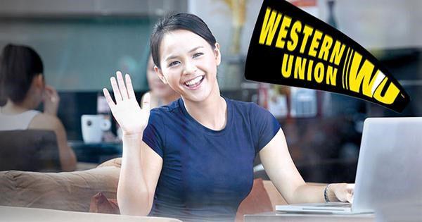Chuyển tiền sang Singapore bằng Western Union