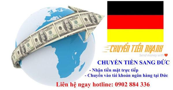 Dịch vụ chuyển tiền sang Đức