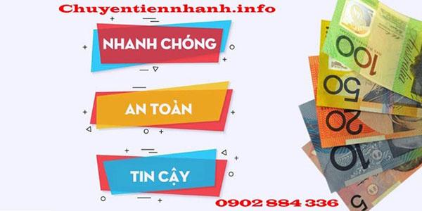 Dịch vụ chuyển tiền sang Thái Lan