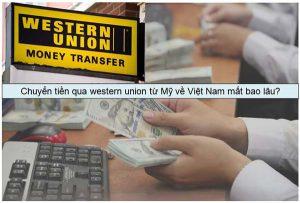 Hạn chế chuyển tiền từ Mỹ về Việt Nam qua Western Union