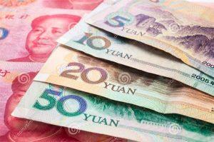 Nhận chuyển tiền đi Trung Quốc