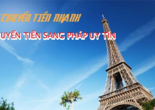Thumbnail for the post titled: Chuyển tiền sang Pháp – Dịch vụ hiệu quả nhất – tỷ giá thấp