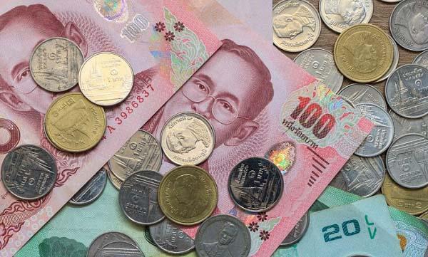 Nhận chuyển tiền sang Thái Lan