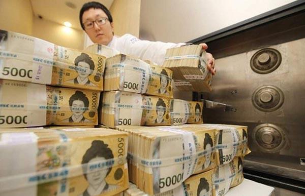 Chuyển tiền từ Hàn Quốc về Việt Nam