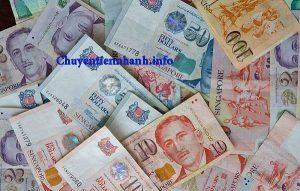 Dịch vụ chuyển tiền từ Singapore về Việt Nam