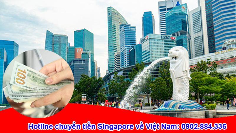 Chuyentiennhanh.info sẽ giúp bạn chuyển tiền từ Singapore về Việt Nam trong tích tắc