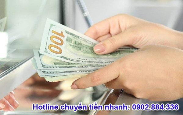 Nhu cầu muốn gửi tiền từ Singapore về Việt Nam ngày một tăng