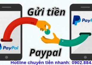Thumbnail for the post titled: Cách chuyển tiền qua Paypal cho người mới