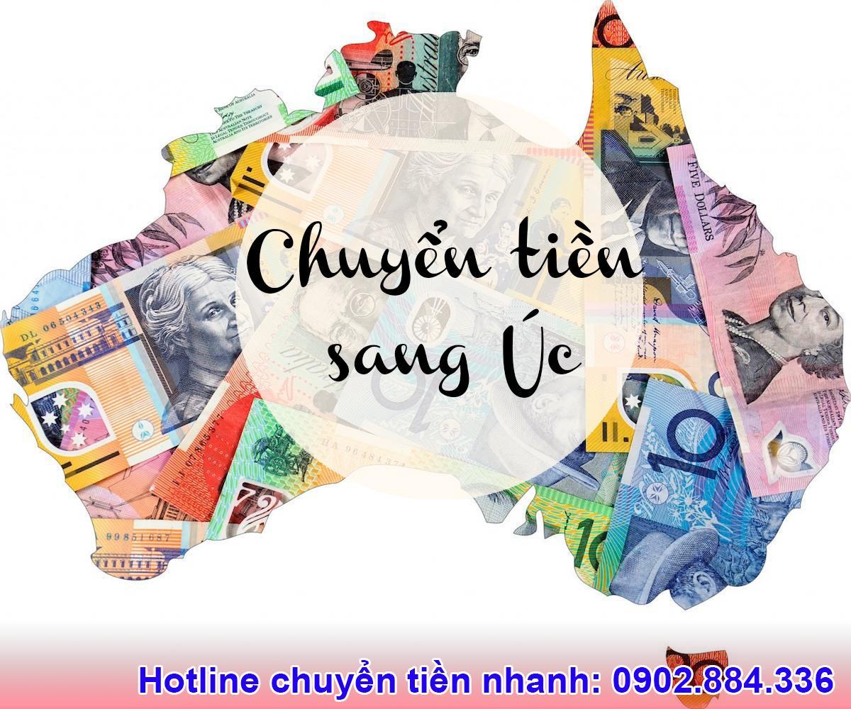 Quý Nam nhận chuyển tiền sang Úc 24/24 cho du học sinh Việt Nam
