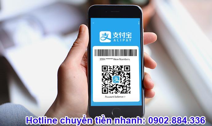 Alipay đang dần thay thế hình thức thanh toán bằng tiền mặt