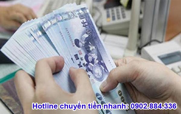 cách chuyển tiền từ Đài Loan về Việt Nam