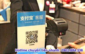Dịch vụ thanh toán hộ qua Alipay
