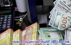 Chọn cách gửi tiền đi nước ngoài phù hợp với nhu cầu của bản thân