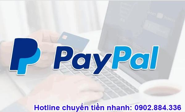 Một số tài khoản paypal phổ biến - paypal là gì