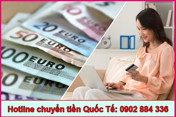 Chuyentiennhanh.info chuyển tiền từ Pháp về Việt Nam 24/24