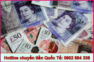 Chuyển tiền từ Anh về Việt Nam qua ngân hàng là cách phổ biến nhất