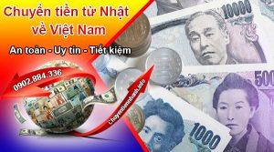 Những cách chuyển tiền từ Nhật về Việt Nam