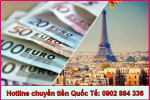 Nhu cầu chuyển tiền từ Pháp về Việt Nam của kiều bào đang ngày càng tăng cao