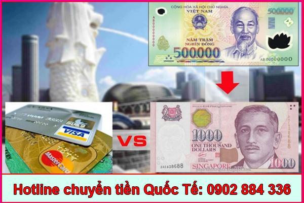 Chuyentiennhanh.info giao dịch 24/7 giúp bạn đổi tiền và chuyển tiền đi Singapore dễ dàng