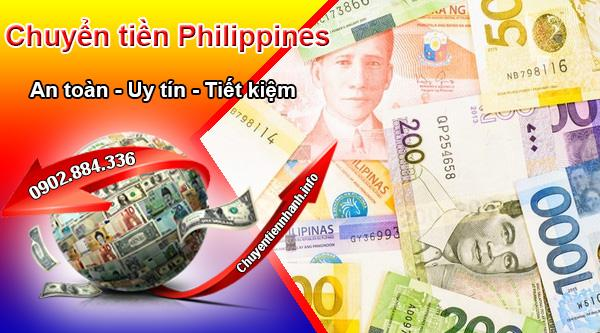 Chuyển tiền về Việt Nam cho người thân khi bạn đang làm việc tại Philippines
