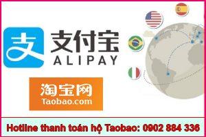 Ủy quyền thanh toán alipay trên Taobao