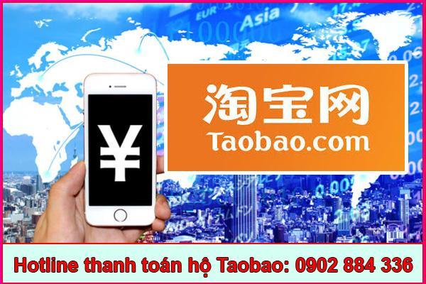 Thanh toán hộ Taobao tại chuyentiennhanh.info
