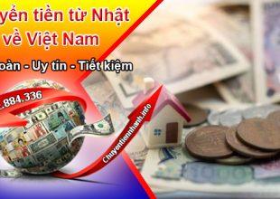 Chuyển tiền từ Nhật về Việt Nam mất bao lâu