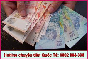 Singapore đã không phát hành các tờ tiền mệnh giá lớn nhằm ngăn chặn nạn rửa tiền