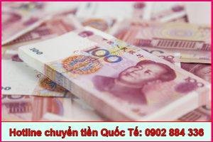 Tiền Trung Quốc phát triển như thế nào