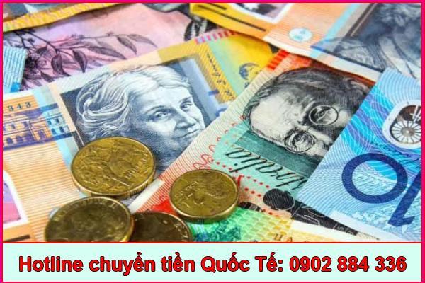 Úc là nước đi đầu trong việc dùng polymer để in tiền