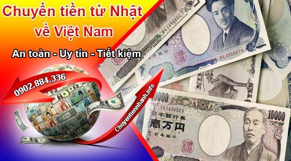 Có thể đổi tiền Nhật thành tiền Việt tại các ngân hàng